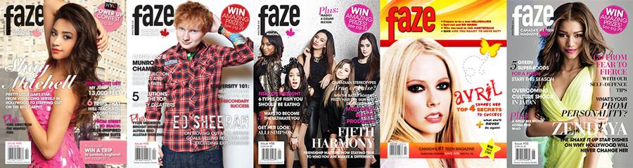 Faze Magazines
